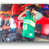 Gnomer on The DJ Sessions presents Silent Disco Sunday's 9/26/20