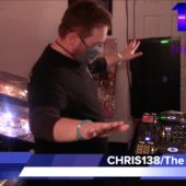 CHRIS138 on The DJ Sessions presents Attack the Block at the Waterland Arcade 1/12/21