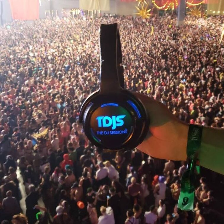 Silent Concerts – Silent Disco by The DJ Sessions Event Services