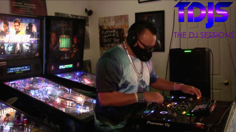 DJ Dangerish on Attack the Block presented by The DJ Sessions and Waterland Arcade