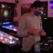 """ZONA on The DJ Sessions presents """"Attack the Block"""" at the Waterland Arcade 3/30/21"""
